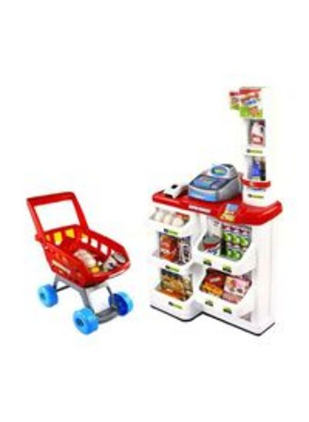 Wirescorts Supermarket Playset offer at 119 Dhs