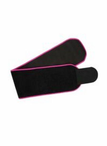 Generic Adjustable Belly Trainer Waist Gym Belt S:19*100 M:20*105 L:23*117cm offer at 55 Dhs