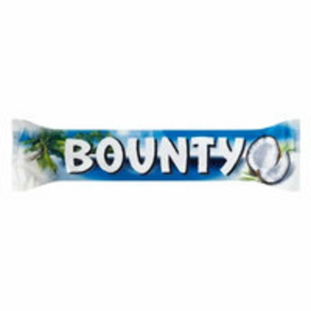 Bounty Chocolate 37g x10 offer at 16,5 Dhs