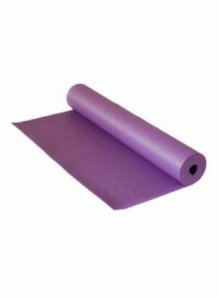 Generic - Exercise Yoga Mat 180 X 60Centimeter offer at 29 Dhs