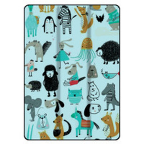 Theodor Protective Flip Case Cover For Huawei MatePad Pro 10.4 inches Sheep Doodle offer at 69 Dhs