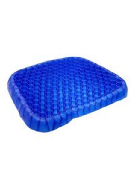 Liying Egg Sitter Support Gel Cushion Blue 4x32x40centimeter offer at 48,8 Dhs