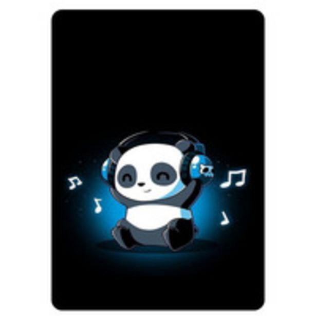 Theodor Protective Flip Case Cover For Huawei MatePad Pro 10.8 inches Panda Music offer at 69 Dhs