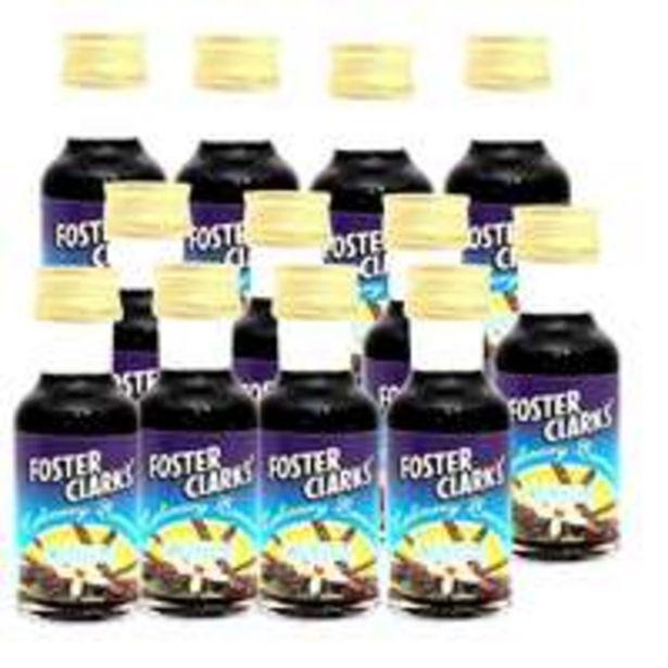 Foster Clark's Vanilla Flavour Enhancer 28mlx12 offer at 16,5 Dhs