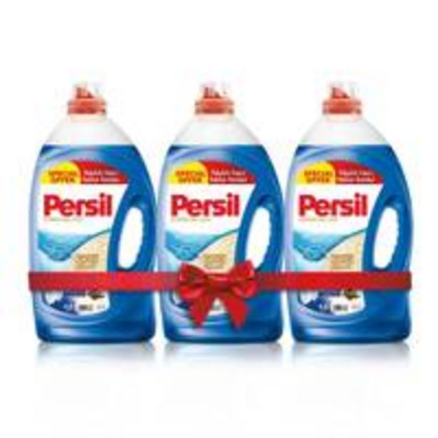Persil High Foam Oud Gel 4.8Lx3 offer at 118 Dhs