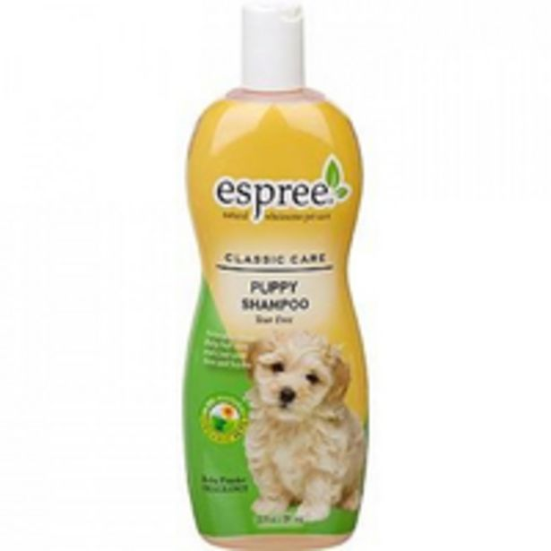Espree Puppy Shampoo 20Oz offer at 50 Dhs