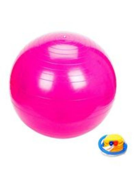 Generic Gym Exercise Swiss Ball 65cm offer at 30 Dhs