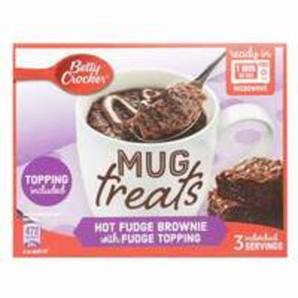 Betty Crocker Mug Treats Fudge Brownie With Topping 300g offer at 9,6 Dhs
