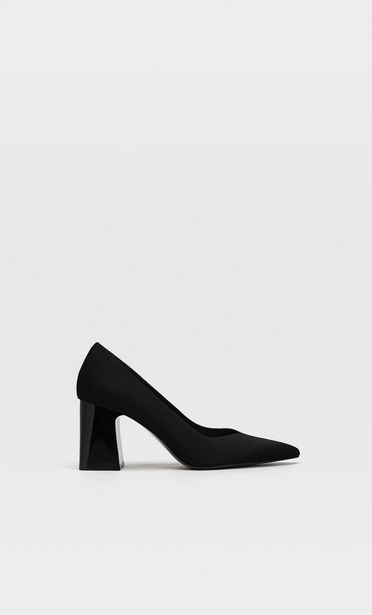 Block heel shoes offers at 179 Dhs