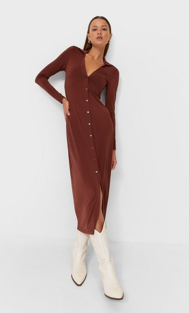 Long polo dress offers at 179 Dhs