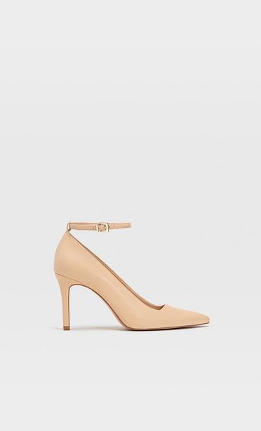 Stiletto heel shoes offers at 179 Dhs