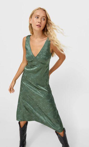Jacquard midi dress offers at 249 Dhs