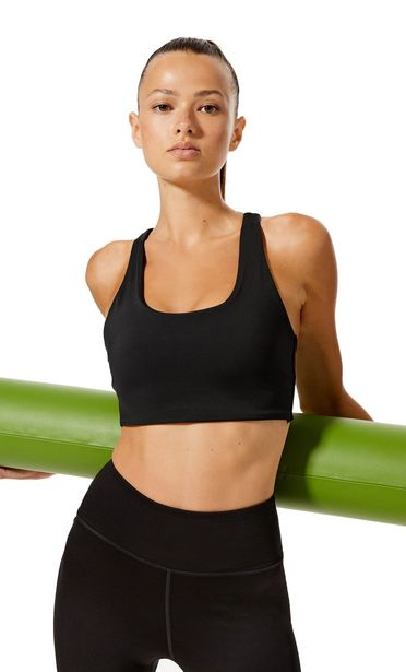 Strappy sports bra offers at 149 Dhs