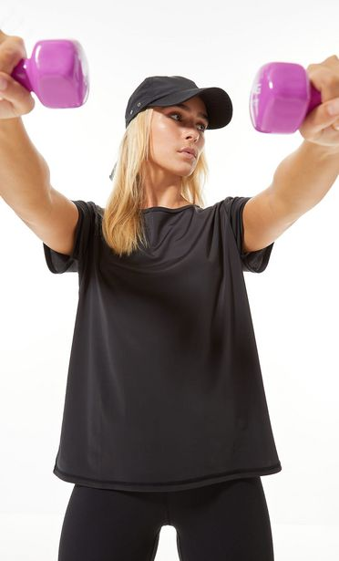 Cool touch technical sports T-shirt offers at 129 Dhs