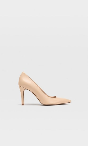 Stiletto heel shoes offers at 169 Dhs