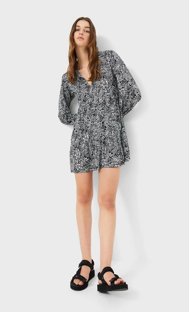Short boho dress offers at 129 Dhs