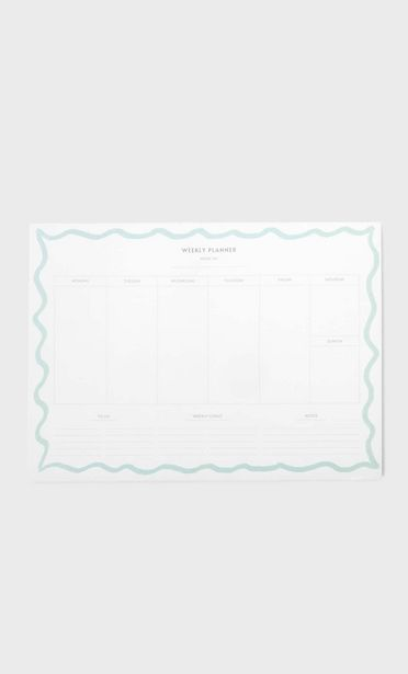 Table planner offers at 59 Dhs