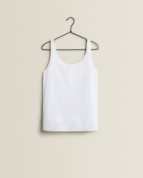 Cotton Top With Hemstitching offers at 159 Dhs