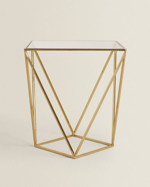 Geometric Table offers at 899 Dhs