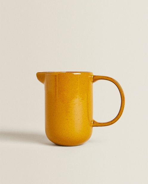 Stoneware Milk Jug. offers at 79 Dhs