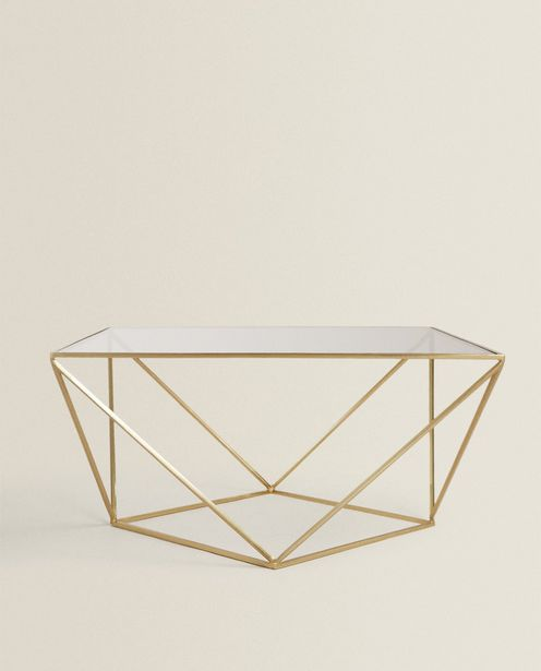 Large Geometric Table offers at 1199 Dhs
