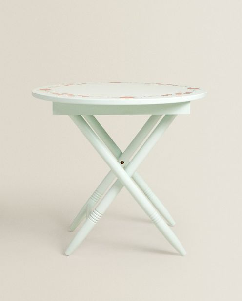 Floral Wooden Table offers at 499 Dhs