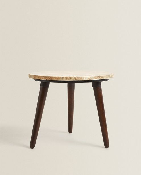 Round Marble Table offers at 699 Dhs
