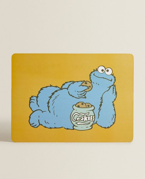 Cookie Monster Placemat offers at 59 Dhs