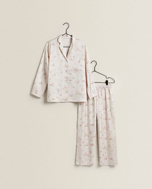 Pink Floral Pyjamas offers at 349 Dhs