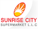 Logo Sunrise City Supermarket