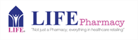 Info and opening times of Life Pharmacy store on SF 165,166 & 167 Second Floor